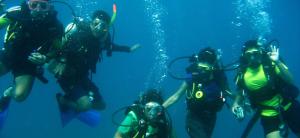 Open-water-scuba