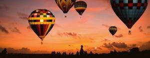 goa, ballooning