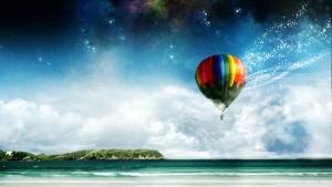 hot ballooning..goa