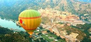 jaipur, ballooning