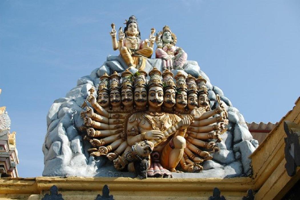 Ramayan Sites In Sri Lanka Omega Getaways