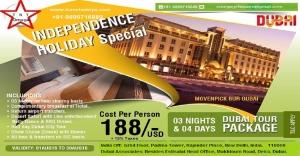 independance special, dubai
