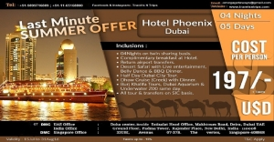 last min offer, dubai by TnT