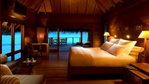 luxury in maldives