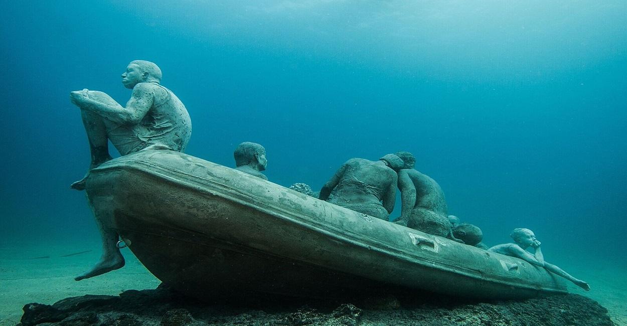 jason-declaires-taylor-museo-atlantico-underwater-sculpture