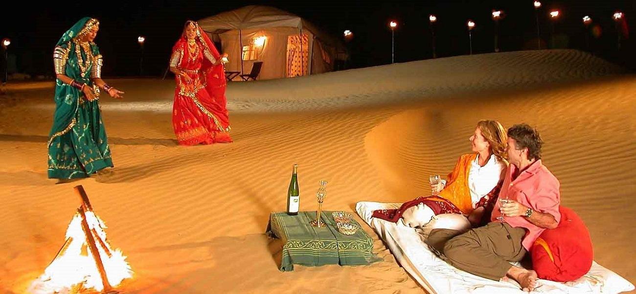 dance, Jaisalmer