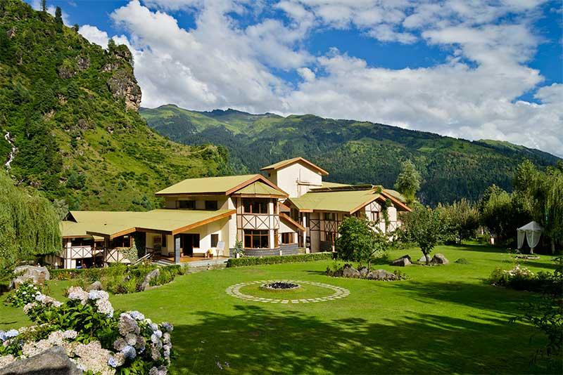solan valley resort