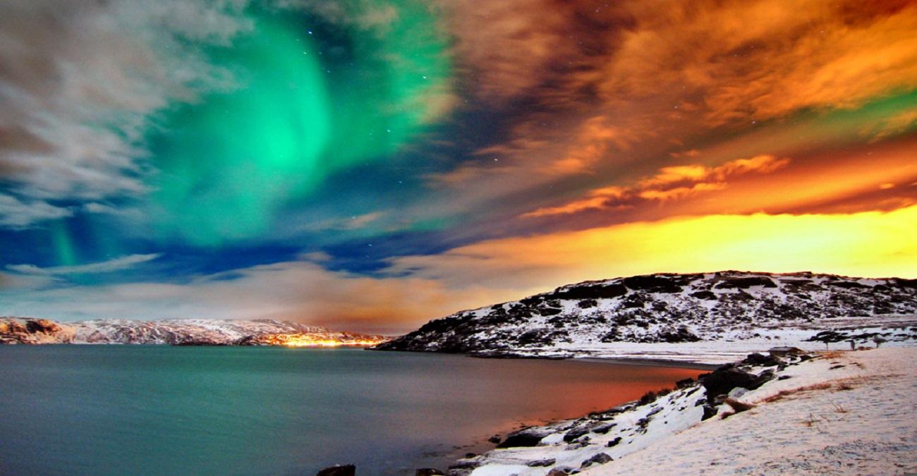 Norwegian-Northern-lights