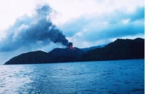 Barren Islands, Andaman